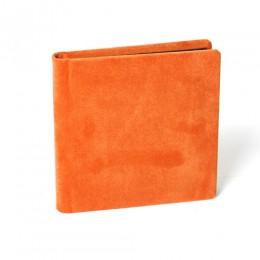 스웨이드 오렌지